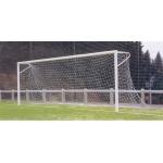 Комплект сеток для футбола ДНПП d 3,1 мм -100мм, разм 7,5 х 2.5 х 2,0 х 2.0 цвет белый