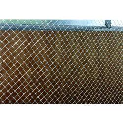 Сетка заградительная ДВПА 6,0(187)-250 ромб с/п 2,53х7,00